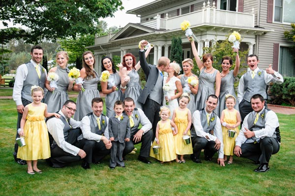 Maplehurst Farm Compliments for Weddings and Events